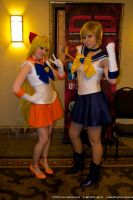 Sailor Venus by DarkFelicia