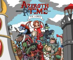Azeroth Time: The Horde by Sergeras