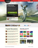 Cricket Interact by me2ahmedhassan