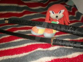 knuckles and Katana 1 by Rosalie-Sebastiane