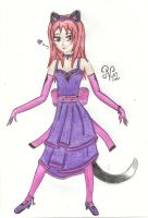 Mishi With Dress by RosValeera