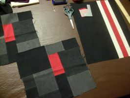 N7 Bag WIP by FezMiranda87