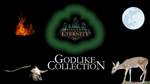 Pillars of Eternity Godlike Character Collection by Giltintur