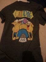 CatDog Shirt by whiskdow