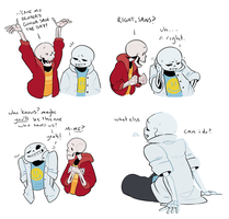 Young Sans 2 by SimonSoys