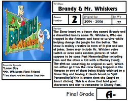 Stocking Rose Series Review - Brandy  Mr. Whisker by Stocking-Star