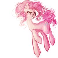 Party Pinkie-style by Maaronn