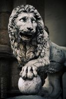 Lion of Firenze by stuckwithpins