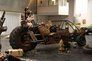 Gypsie Trike RPC 2012 by ElysianTrooper