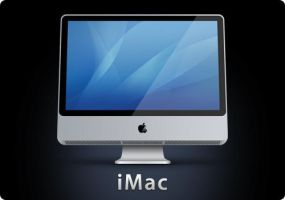 iMac Icon by maoos