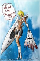 Harribel: next captain ... by PAabloO