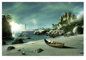 The Island Of Death by kntz