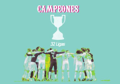 Campeones 32 by xcrisux
