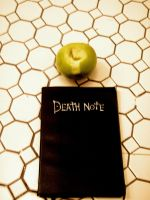 death note L by delcaite-foot-kirro