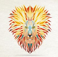 lion by MaNoU56