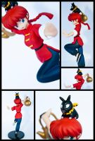 Rumic World - Ranma 3 by Android18a