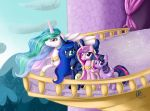Four Princesses by DragonGoddess1