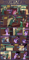 Parchment: Funny Story 'bout That 3 by seventozen