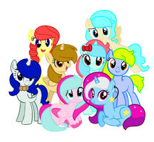 Friends Group Picture by GalaxyPixies45