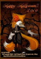 Happy Halloween 2010...Tails by SilverAlchemist09