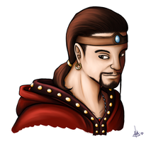 Edwin Odesseiron by Astral-Agonoficus