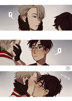 Viktuuri by cookiecreation