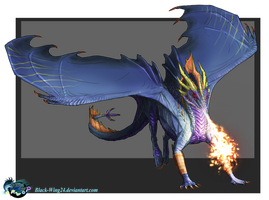 AT: Galidor: Feel My Fire by Black-Wing24