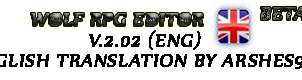 Wolf Rpg Editor English Translation Pre-Beta by Arshes91