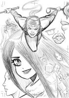 Sketch of the Day - Sketch 18 by ZhaxRa