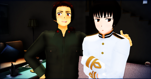 [MMD APH] When You See It... by FBandCC