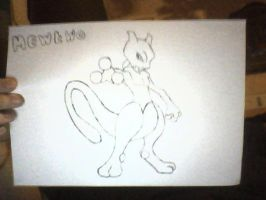 mewtwo by jack9730