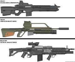 Military Weapon variants JPG 2 by Marksman104