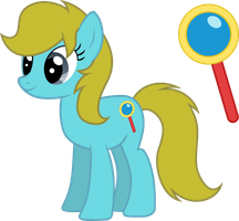 MLP Vector: Commander Hurricane by outlaw4rc