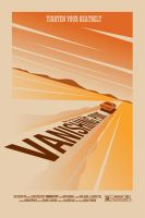 Vanishing Point movie poster by Zenithuk