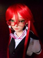 Grell doll finished 2 by Puffheadz