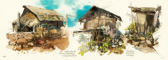Doi Chang,Thailand 2 by Netchand