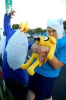Adventure Time - photo shoot by Mlarad