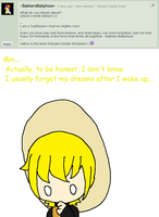 Q38 - Dreams by Ask-Yellow