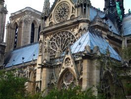 Notre Dame de Paris by Windydy