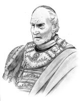 Tywin Lannister by ZacharyFeore