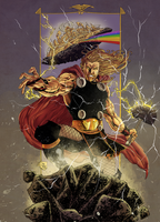 Thor by Hitotsumami