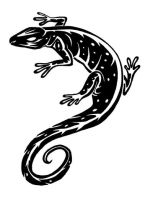 Salamander Tattoo. by Islandmountain