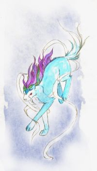 Suicune- cheetah look by Six666