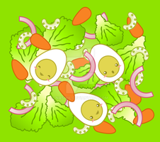 Egg Salad by Nashiil