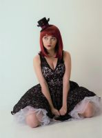 Gothic Lolita_STOCK1 by Bellastanyer-STOCK