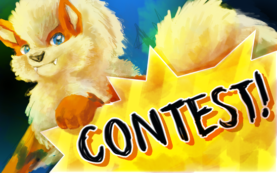 CHECK OUT MY POKEMON CONTEST! WINNERS ANNOUNCED! by WindieDragon