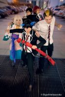 Ao no Exorcist by Akusesu