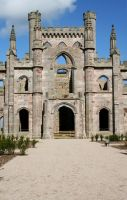 Lowther Castle 10 by GothicBohemianStock
