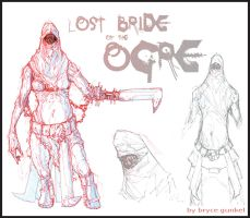 Lost Bride of the Ogre by junon