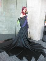 maleficent by HalloweenTownKairi
